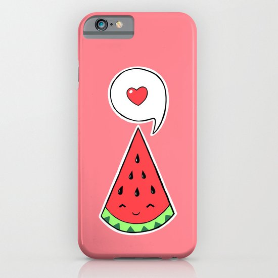 Watermelon 2 iPhone & iPod Case
