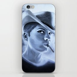 Ryan Phillipe Cowboy hat and a Fag iPhone Skin