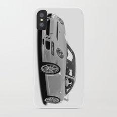 Porsche Car Slim Case iPhone X