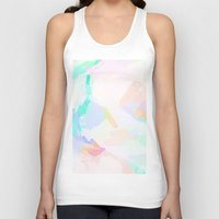cake Tank Tops featuring cake by Diana Brambila