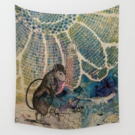 Meloncholia Wall Tapestry