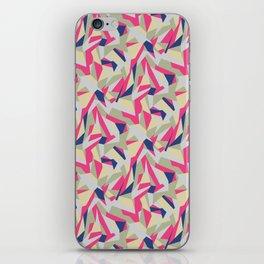 Psycho Pattern iPhone Skin