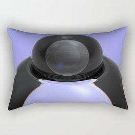 CropCirclesThirteen Rectangular Pillow