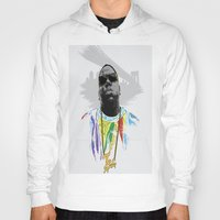 notorious Hoodies featuring Notorious by Tecnificent