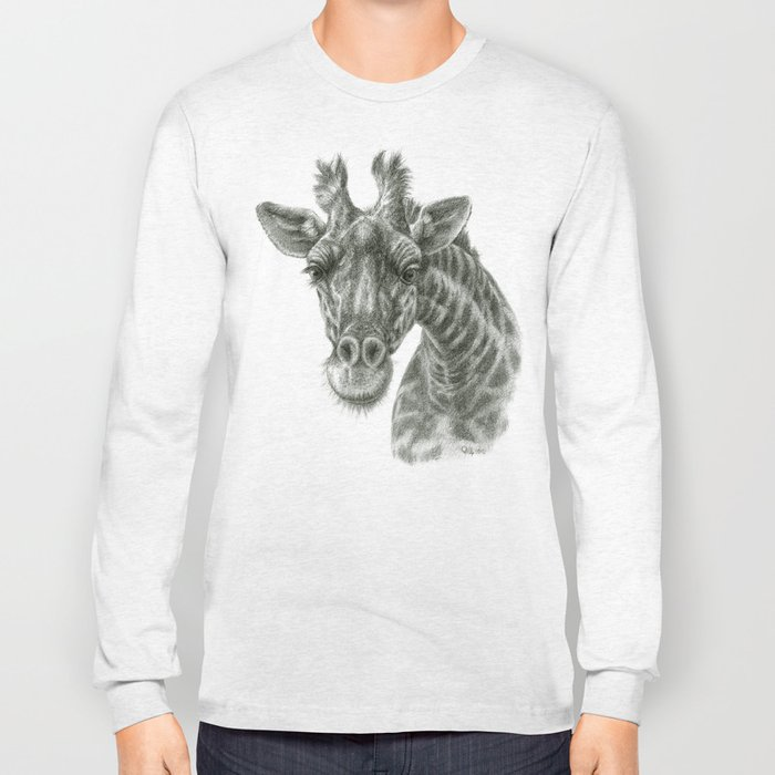 The giraffe G2012-049 Long Sleeve T-shirt