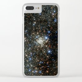 Hubble Peers into the Most Crowded Place in the Milky Way Clear iPhone Case