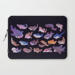 Shark day Laptop Sleeve