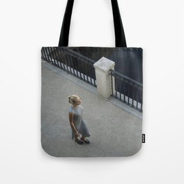Footwork Tote Bag