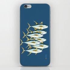 School of Tuna, fish iPhone & iPod Skin