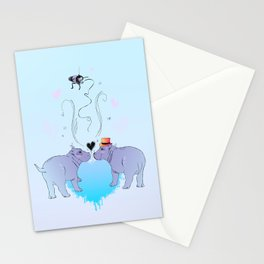 Love Buzz Stationery Cards