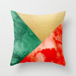Holiday Spirit #society6 #buyart #decor Throw Pillow