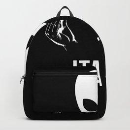 IT ALIEN - The Mediterranean Alien Backpack