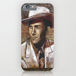 Just Another Guy on a Lost Highway iPhone Case