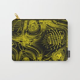 Groovy Lines 1 Carry-All Pouch