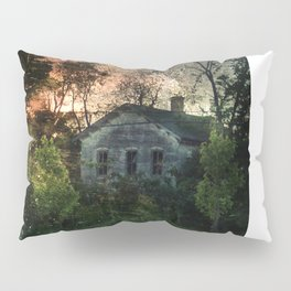 The Ghost House Pillow Sham