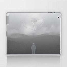 Lost Astronaut Series #04 - Icosa/Bucky Laptop & iPad Skin