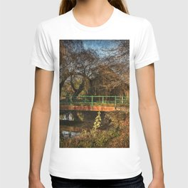 The River Pang At Tidmarsh T-shirt