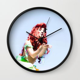 ARIE - KISS THE GIRL Wall Clock