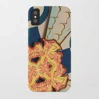 zentangle iPhone & iPod Cases featuring Zentangle by Trevor Seymour