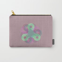 Spinner - Violet Carry-All Pouch