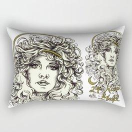 24 Karat Rectangular Pillow