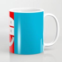 flag of liguria Coffee Mug
