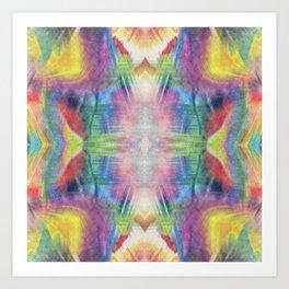 Pattern-228 Art Print