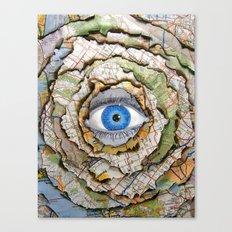 Seeing Through Illusions  Canvas Print