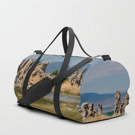 Mono Lake, California - III Duffle Bag