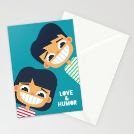 Love & Humor Stationery Cards