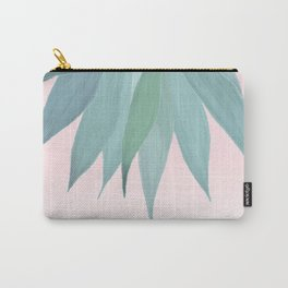 Delicate Agave Fringe Illustration Carry-All Pouch