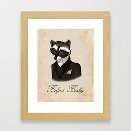 Bufort Bixby Framed Art Print