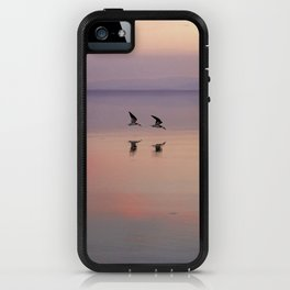 TWIN WING iPhone Case