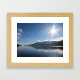 Loch Ness Framed Art Print