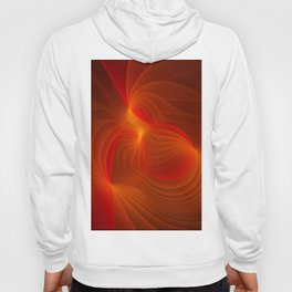 Much Warmth, Abstract Fractal Art Hoody
