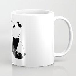 Panda and cupcake Coffee Mug