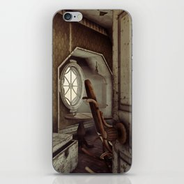 The Old Shabby Room Artwork iPhone Skin