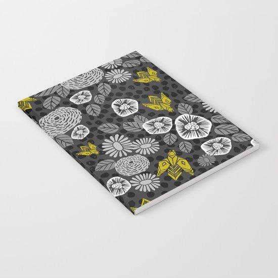 Bees in the Garden Notebook