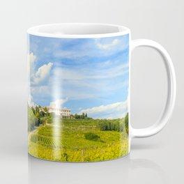 Sunset in the vineyards of Rosazzo Coffee Mug