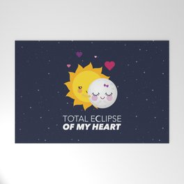 Total eclipse of my heart Welcome Mat