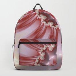 Candy Cane Fiesta - Fractal Art Backpack