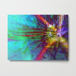 The Abyssal Zone Metal Print