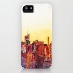 Sunshine in NYC iPhone (5, 5s) Slim Case