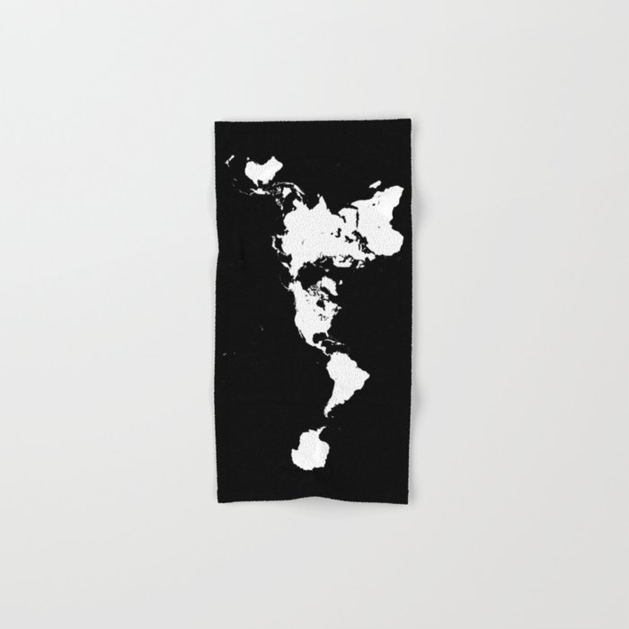 Dymaxion world map fuller projection map minimalist white on dymaxion world map fuller projection map minimalist white on black hand bath gumiabroncs Images