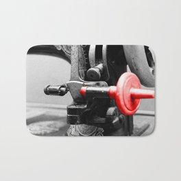 Sewing Machine Bath Mat