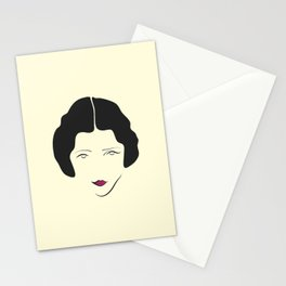Actress Stationery Cards
