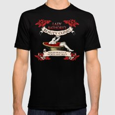 Lady Bathory's Beauty Clinic 2X-LARGE Mens Fitted Tee Black
