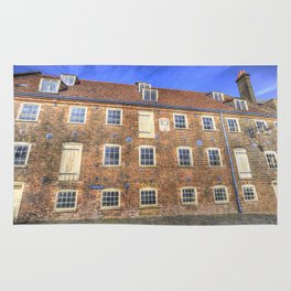House Mill Bow London Rug