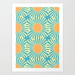 Bright Sunny Day Art Print