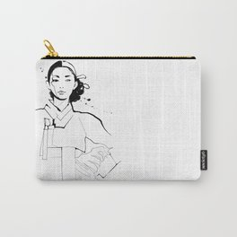 Ethnic Beauty - Korea Carry-All Pouch